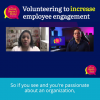 Volunteering and Employee Engagement