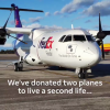FedEx Upcycles Retired Planes to Fire and Rescue Department at Madrid Airport