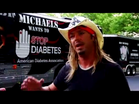 Bret Michaels Wins Award, and wears GivingBands®!