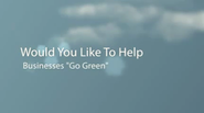 Get a Green Job Grant for a Green Career