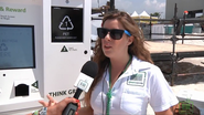 Recycling Drive @ Hangout Fest for Tornado Victims