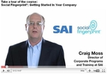 "SAI Asks Companies to Find their ""Social Fingerprint®"""