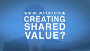 Webinar - Creating Shared Value: Making the Case in Your Company