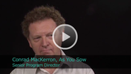 2011 Ceres Conference - An Interview with Conrad MacKerron, Senior Program Director of As You Sow