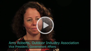 2011 Ceres Conference - An Interview with Amy Roberts, Vice President, Government Affairs of Outdoor Industry Association