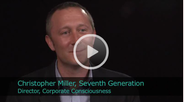 2011 Ceres Conference - An Interview with Christopher Miller, Director, Corporate Consciousness of Seventh Generation