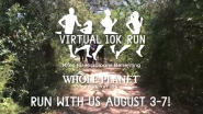 Run with Whole Planet Foundation and The Seaweed Bath Co.