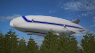 Hybrid Airship: Big Impact, Small Environmental Footprint