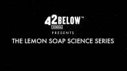Science + Cocktails = Soap