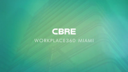CBRE Workplace360: Miami