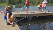 Wonders of Water and Wildlife Offers Hands-On Conservation Opportunities for Girls