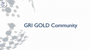 GRI GOLD Community: The Power of Collaboration
