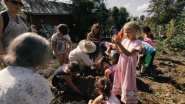 VIDEO | Cambridge Community Garden Connects Post-Millennial Children to the Earth