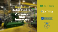National FFA Organization, John Deere and Discovery Education Team Up to Introduce the Next Generation of Manufacturers to Innovative and  Accessible Careers In STEM