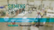 Siemens Foundation and Discovery Education Celebrate 'Siemens NATIONAL DAY OF STEM' to Spark Student Interest in Real-World Applications of Science, Technology, Engineering and Math