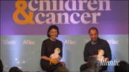 Aflac Presents My Special Aflac Duck at The Atlantic's Children and Cancer: An Atlantic Forum