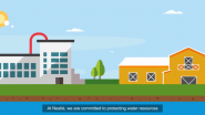 WATCH: Nestlé Waters to Certify All Sites with Alliance for Water Stewardship Standard by 2025