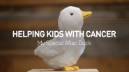 Aflac: Committed to Making a Difference in the Lives of Kids With Cancer