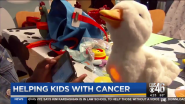 Aflac Delivers 1st My Special Aflac Ducks to the Aflac Cancer Center