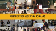 Edison Scholars Program Will Issue $1.2M in Scholarships for STEM Students