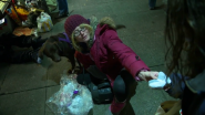 VIDEO | Hanes National Sock Drive Raises Awareness of Homelessness in America