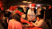 AEG Concludes Annual Season of Giving with Community Holiday Party for More than 700 Children and Families in Los Angeles