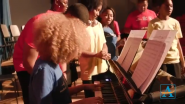 VH1 Save The Music Delivers Latest Keys+Kids Piano Grant in Atlanta