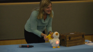 VIDEO   Aflac Delivers My Special Aflac Ducks™ to Pediatric Cancer Patients in Omaha