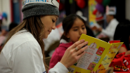 AEG Teams Up with Read to a Child to Host Read Across America Day Celebration at 10th Street Elementary in Los Angeles