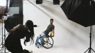Video | The Disability Collection: Munya Mahia