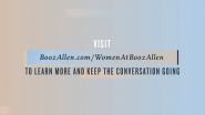 Booz Allen's Courageous Conversations: The Role of Male Allies in the Workplace
