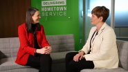 Consumers Energy Discusses How Work Life Has Changed for Women Leaders With Its First Woman Senior Executive