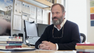 """Andy Hoffman: Honored for His Work on Book """"Culture Shapes the Climate Change Debate"""""""