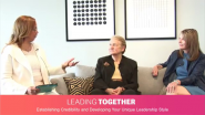 "Booz Allen's ""Leading Together"" Series: Women Executives Share Stories and Secrets to Success"
