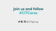 CIT Launches Annual Volunteer Month and Invites Consumers to Give Back Across the Country