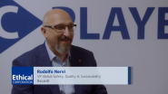 Speaker Interview: Rodolfo Nervi, VP Global Safety, Quality & Sustainability, Bacardi