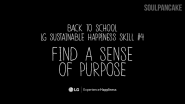 Unique Back-to-School Campaign Expands reach of LG's 'Life's Good: Experience Happiness' Initiative