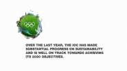 "Faster, Higher, ""Greener"": IOC Shares Its Sustainability Progress"