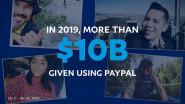 PayPal Processed Record $10 Billion in Charitable Donations in 2019