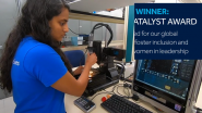 Medtronic Named 2020 Catalyst Award Winner