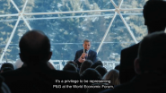 Marc Pritchard Welcomes #WEF20 Delegation to DAVOS