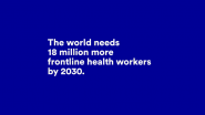 At Davos 2020, Johnson & Johnson Steps Up Case for Investing in Frontline Health Workers With $250 Million Commitment