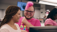 How T-Mobile Celebrates Uniqueness