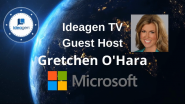 Ideagen TV Announces New Monthly Guest Hosted Show Series With Microsoft's Gretchen O'Hara