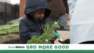 ScottsMiracle-Gro: GroMoreGood is Our Purpose