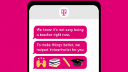 T‑Mobile Teams Rally to Give School Supplies to Teachers