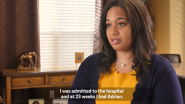 Merck for Mothers Ambassador Keelee Moseley Shares Maternal Health Journey