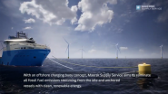 Maersk Supply Service and Ørsted to Test Offshore Charging Buoy to Reduce Vessel Emissions