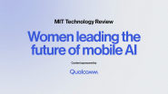 The Future of Mobile AI Is Being Led by Talented Women