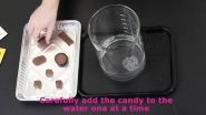 MilliporeSigma's Curiosity Labs at Home: Candy Bar Flotation